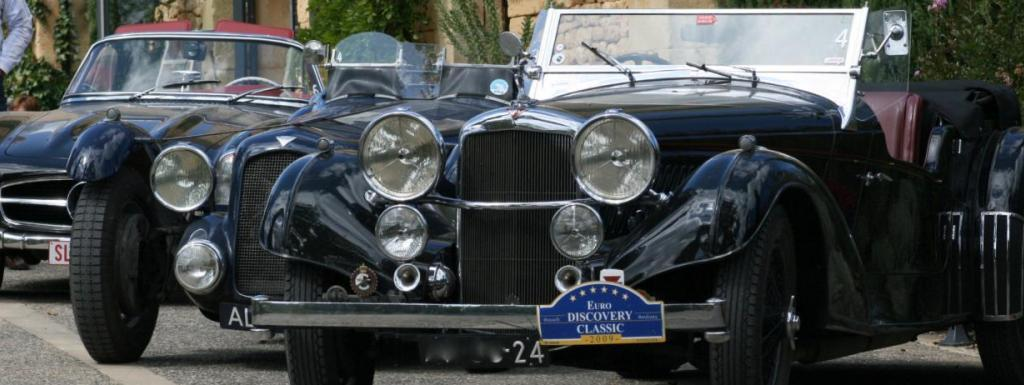 Rallyes & clubs automobiles