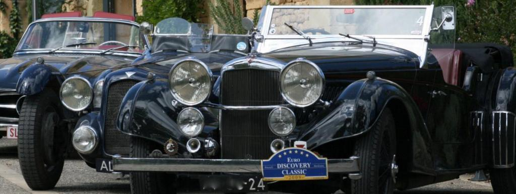 Car rallies & automobile clubs